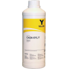 Чернила для Canon, InkTec (C424-01LY) Yellow для картриджей BCI-24C, 1 л