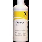 Чернила для Canon, InkTec (C424-01LY) Yellow для картриджей BCI-24C, 1 л