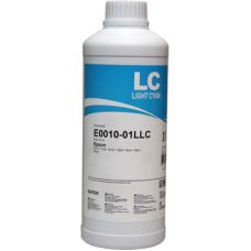 Чернила для Epson T50, P50, T59, TX700, R260, R265, R270, R280, R285, R290, R360, R380, R390, RX560, RX580, RX585, RX590, RX610, RX680, RX685, RX690, 1390, 1400, 1410, L800, InkTec (E0010-01LLC) Light Cyan, для картриджей T0805, T0815, T0825, 1 л