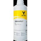 Чернила для HP, InkTec (H4060-01LY) Yellow, для картриджей cc640wn (№60/ 300/ 121/ 818), cc641wn (№60xl/ 300xl/ 121xl/ 818xl), cc653a (№901), cc654a (№901xl), 1 л