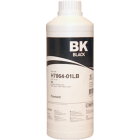 Чернила для HP, InkTec (H7064-01LB) Black (Pigment), для картриджей cc640wn (№60/ 300/ 121/ 818), cc641wn (№60xl/ 300xl/ 121xl/ 818xl), cc653a (№901), cc654a (№901xl), 1 л