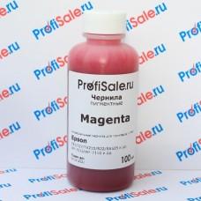 Чернила ProfiSale.ru для Epson пигментные Magenta, 100 мл