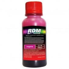 Чернила RDM для HP H1 W водорастворимые, 100 мл