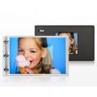 Фотоальбом матовый прозрачный (10x15 см, 200 гр, 20 листов)