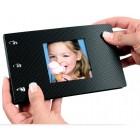 Фотоальбом зернистый черный (10x15 см, 200 гр, 20 листов)