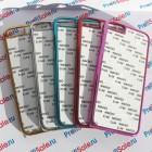 Чехол для iPhone 6 зеркальный с пластиной для сублимации: золотой, серебристый, цветной
