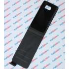 Чехол-раскладушка для Samsung S7 с белым полем, черный