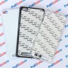 Чехол для Xiaomi Redmi 3 пластиковый с пластиной для сублимации: белый, черный, прозрачный