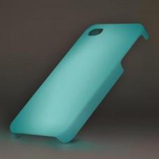 Чехол для iPhone 4/4S, 3D, люминесцентный (светится в темноте) сублимационный, подходит для вакуумной машины