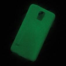 Чехол для Samsung Galaxy S5, 3D, люминесцентный (светится в темноте) сублимационный, подходит для вакуумной машины