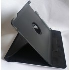 Чехол-книжка для iPad 2/3/4, поворачивающийся на 360 градусов, для сублимации, черный