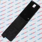 Чехол-раскладушка для Samsung S5 с белым полем, черный