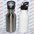 Бутылка с носиком для питья алюминиевая для сублимации, 500 мл
