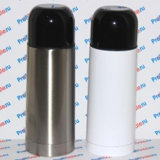 Термос металлический для сублимации, 350 мл