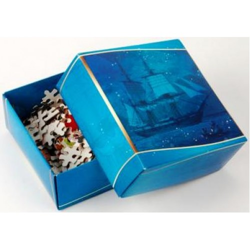 Коробка для пазлов