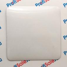 Магнит виниловый квадратный 95х95 мм для сублимации, 5 штук в упаковке