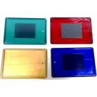 Магнит акриловый цветной для вставки изображения, прямоугольный. Цвет: красный, зеленый, синий, с позолотой