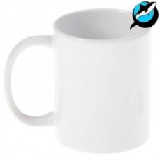 """Кружка """"Премиум"""" Orca Coatings™ для сублимации, белая"""