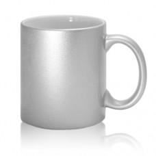 Кружка серебрянная для сублимации