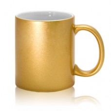 Кружка золотая для сублимации