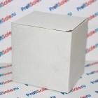 Коробка для елочного шара, белая