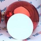 Пластина сублимационная для елочного шара, белая