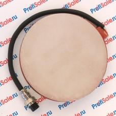 Нагревательный элемент для тарелок, диаметр 12,5 см, 4 отверстия