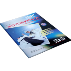 Фотобумага глянцевая односторонняя IST G150-20A4 (A4, 210x297 см, 150 г/кв.м, 20 листов)