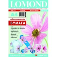 Фотобумага сублимационная Lomond 0809413 (A4, 100 г/кв.м, 100 листов)
