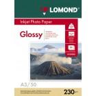 Фотобумага глянцевая Lоmond 0102025 (A3, 230 г/кв.м, 50 листов)