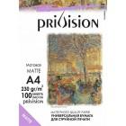 Фотобумага матовая Privision (A4, 230 г/кв.м, 100 листов)