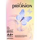 Дизайнерская фотобумага Privision №18 (A4+, 280 г/кв.м, 20 листов, с тиснением Кожа)