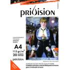 Фотобумага глянцевая самоклеящаяся Privision (A4, 115 г/кв.м, 25 листов)