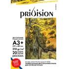 Фотобумага глянцевая/матовая двусторонняя Privision (A3+, 210 г/кв.м, 20 листов)