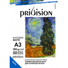 Фотобумага матовая Privision (A3, 180 г/кв.м, 50 листов)