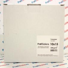 Фотобумага глянцевая односторонняя ProfiSale.ru Эконом (10x15 см, 230 гр, 500 листов)