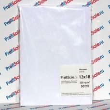 Фотобумага матовая односторонняя ProfiSale.ru Эконом (13x18 см, 230 гр, 50 листов)