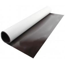 Магнитный винил с клеевым слоем 0,4мм х 620мм х 1м
