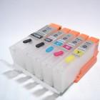 Перезаправляемые картриджи RDM PGI-450, CLI-451 для Canon iP7240 / MG5440 / MX924 / MG5540 / MG6440 / iX6840 / MG7140 / iP8740 / iX6840 (с чипами)