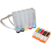 СНПЧ для Canon PIXMA iP4840, iP4940, MG5140, MG5240, MG5340, MX884, iX6540 (с чипами)