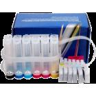 СНПЧ IST для Epson Stylus Photo R200, R220, R300, R320, R330, R340, RX500, RX600, R620, R640 (с чипами)